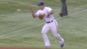 Lawrie&#039;s barehanded stop