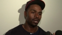 Bourn thanks Braves fans