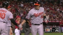 Wieters' three-run blast