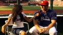 All-Star Freese thanks fans