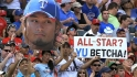Darvish on All-Star nod