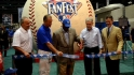 2012 ASG FanFest ribbon-cutting