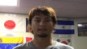 Darvish thanks fans for voting
