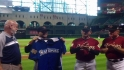 Altuve receives All-Star jersey