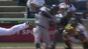 Sandoval's two-run homer