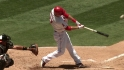 Trout&#039;s solo shot