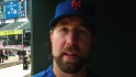 Dickey on 2012 All-Star Game