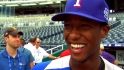Profar on second Futures Game