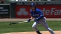 Rasmus' three-RBI game