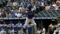 Profar mic&#039;d up during homer