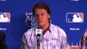 La Russa on managing the NL