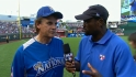 La Russa on managing in ASG