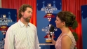Dickey on Red Carpet show
