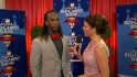 McCutchen on Red Carpet Show