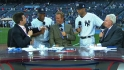 Cano, Jeter with MLB Tonight