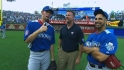 Gio, Strasburg at All-Star Game