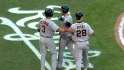 NL's five-run first