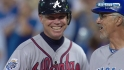 Chipper's ovation, single