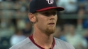 Strasburg&#039;s scoreless frame