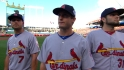 Cardinals' All-Stars introduced