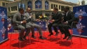Cano, Jeter on Red Carpet Show