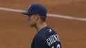 Greinke's third straight start