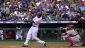 Fowler&#039;s RBI single