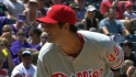 Hamels&#039; 11th win