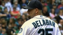 Delabar's scoreless relief