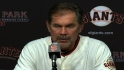 Bochy on Giants' win