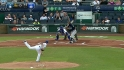 Verdugo&#039;s first career strikeout