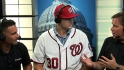Nats' top pick in booth