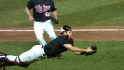 Mauer&#039;s spectacular diving catch