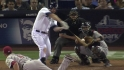 Headley's RBI double