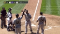 McGehee's two-run blast