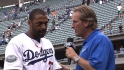 Kemp talks walk-off homer