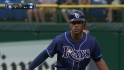 Upton's three-run double