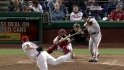 Whiteside&#039;s RBI double