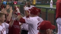 Trout&#039;s solo blast