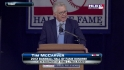 McCarver receives Frick award