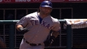 Rangers&#039; five-homer game