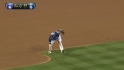 Headley&#039;s barehanded play