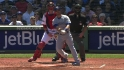 Arencibia&#039;s three-run homer