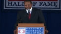 Barry Larkin agradece a los latinos