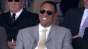Barry Larkin thanks Tony Perez