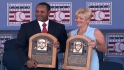 HOF inducts Larkin, Santo
