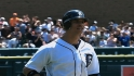 Tigers crush four homers