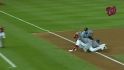 Harper&#039;s game-tying RBI triple