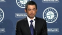 Ichiro says farewell to Seattle