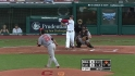 Choo's two-run homer
